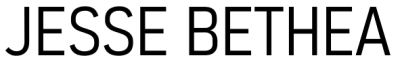 Author Jesse Bethea Logo